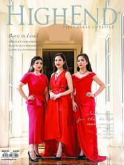 HIGHEND Magazine Cover January 2019