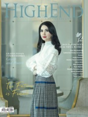 HIGHEND Magazine Cover March 2019