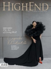 HIGHEND Magazine Cover June-July 2019