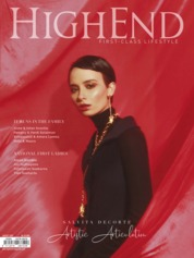 HIGHEND Magazine Cover August 2019