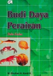 Budi Daya Perairan Buku Kedua by M. Ghufran H. Kordi K. Cover