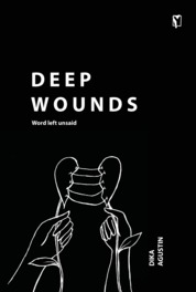 Cover Deep Wounds oleh Dika Agustin