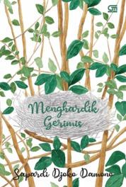 Cover Menghardik Gerimis oleh Sapardi Djoko Damono