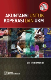 Akuntansi untuk Koperasi dan UKM by Tuti Trisnawani Cover
