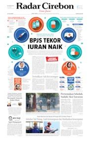 Radar Cirebon Cover 02 August 2019