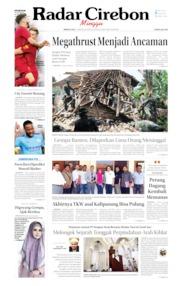 Radar Cirebon Cover 04 August 2019