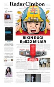 Radar Cirebon Cover 06 August 2019