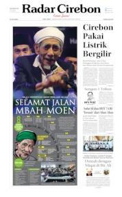 Radar Cirebon Cover 07 August 2019