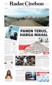 Radar Cirebon Cover 08 August 2019