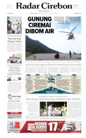 Radar Cirebon Cover 10 August 2019