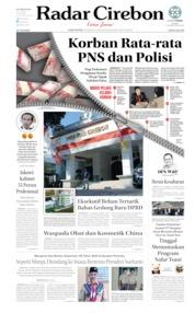 Radar Cirebon Cover 15 August 2019