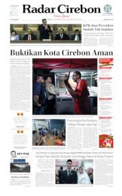 Cover Radar Cirebon 17 September 2019