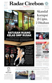 Radar Cirebon Cover 03 October 2019