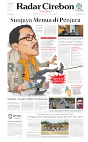 Radar Cirebon Cover 05 October 2019