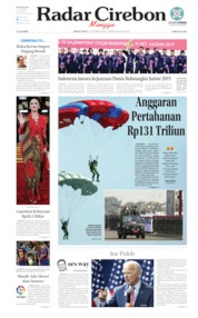 Radar Cirebon Cover 06 October 2019
