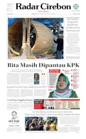 Radar Cirebon Cover 08 October 2019
