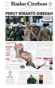 Radar Cirebon Cover 11 October 2019