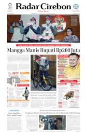 Cover Radar Cirebon 16 Oktober 2019