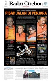 Cover Radar Cirebon 17 Oktober 2019