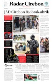 Cover Radar Cirebon 19 Oktober 2019
