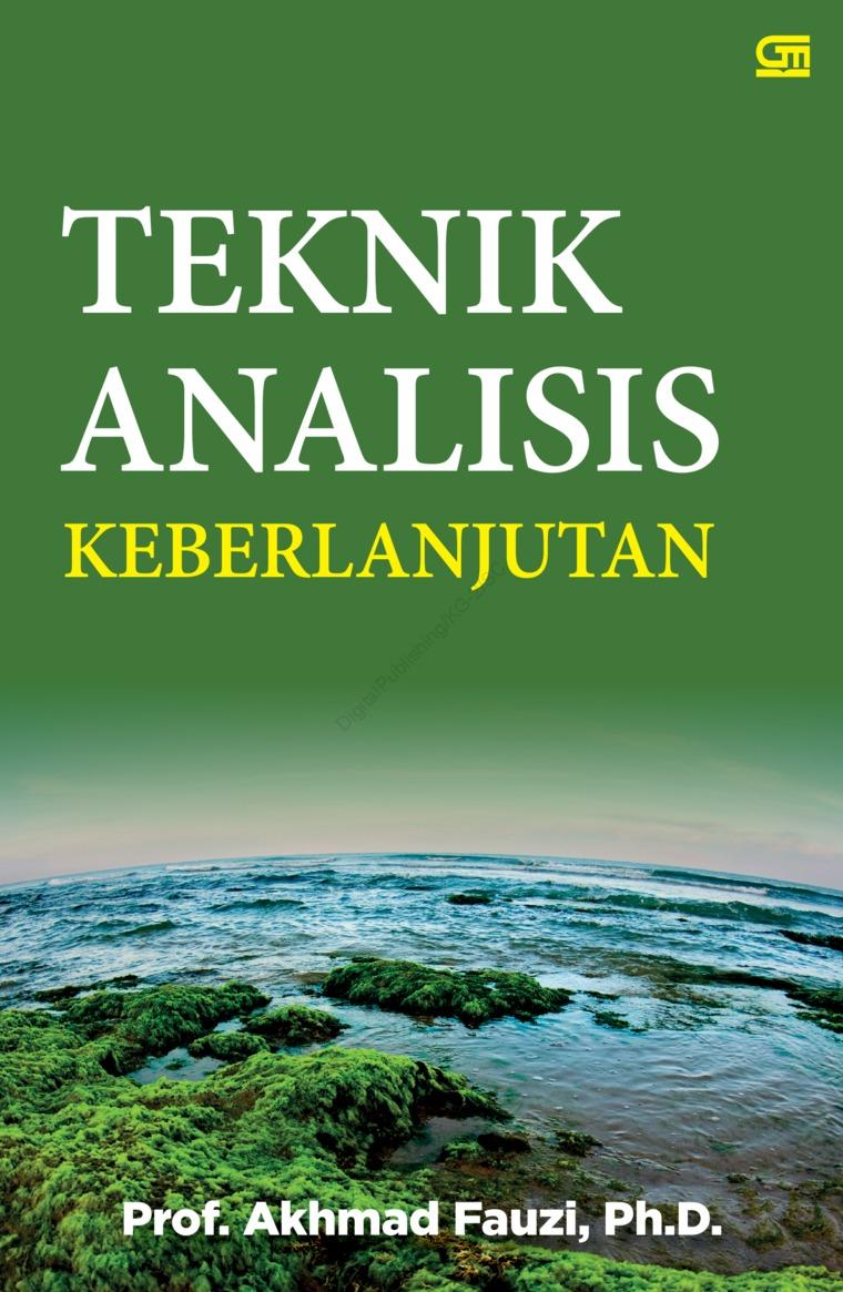 Buku Digital Teknik Analisis Keberlanjutan oleh Akhmad Fauzi