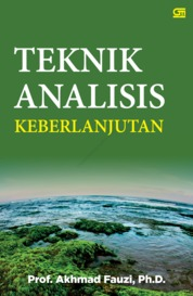Teknik Analisis Keberlanjutan by Akhmad Fauzi Cover