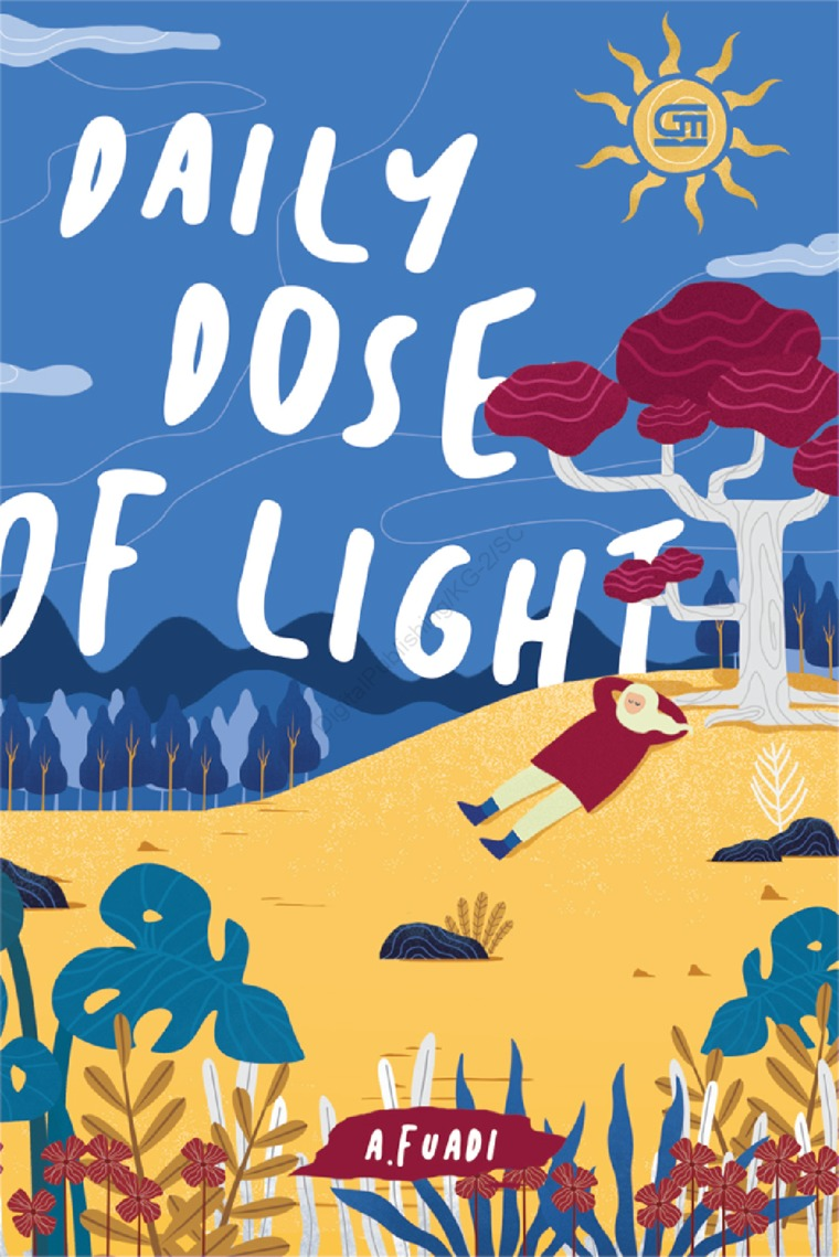 DAILY DOSE OF LIGHT by A. Fuadi Digital Book