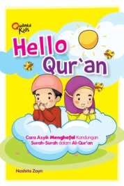 Flash Card: Hello Qur`an (Cara Asyik Menghafal Kandungan Surah-Surah dalam Al-Qur`an) by Nashita Zayn Cover