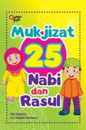 Flash Cards Kisah 25 Nabi dan Rasul by Tim Elex & Nabila Humaira Cover