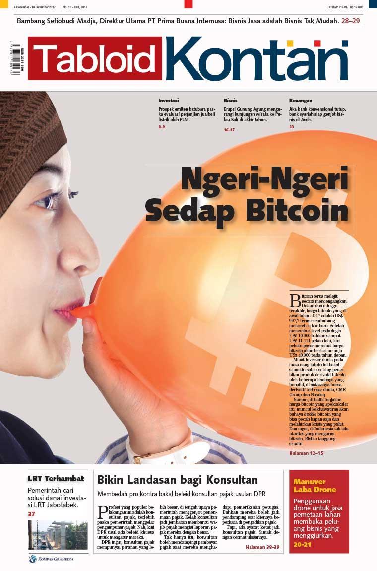 Majalah Digital Kontan ED 10 Desember 2017