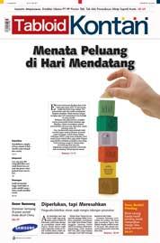 Cover Majalah Kontan ED 14 Januari 2018