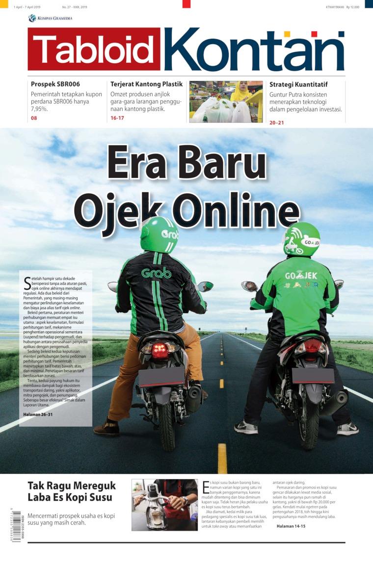 Majalah Digital Kontan ED 27 April 2019