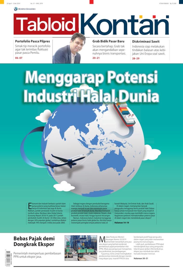Majalah Digital Kontan ED 31 April 2019