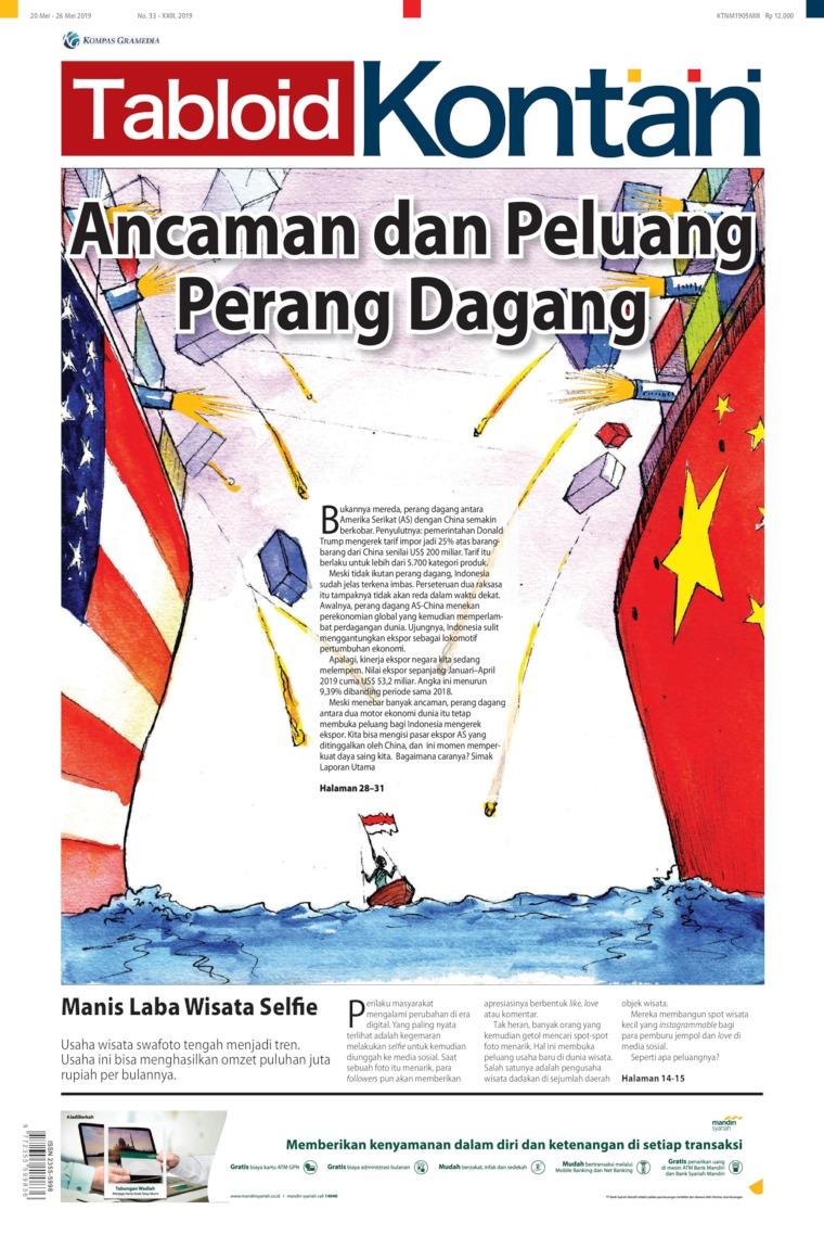 Kontan Digital Magazine ED 34 May 2019