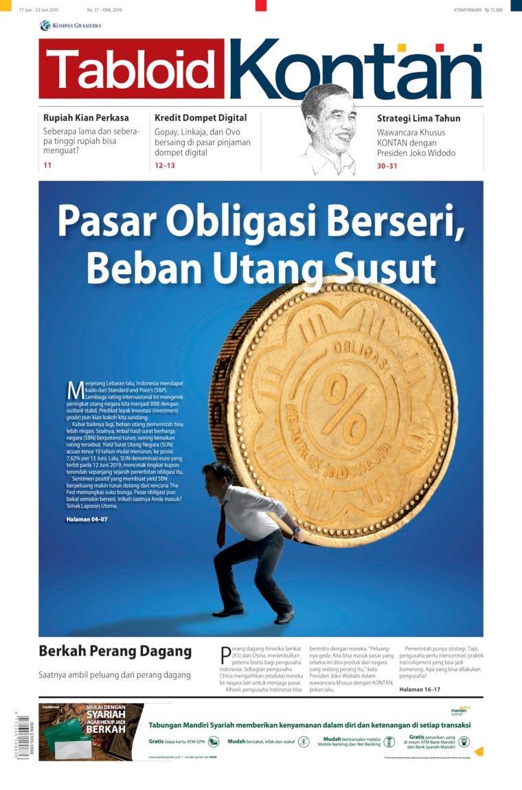 Kontan Digital Magazine ED 37 June 2019