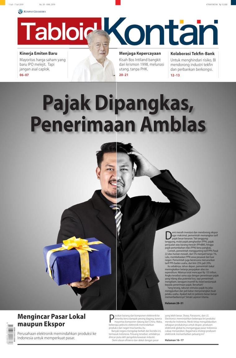 Majalah Digital Kontan ED 39 Juli 2019