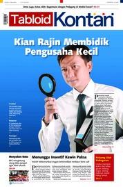 Cover Majalah Kontan ED 18 Januari 2018