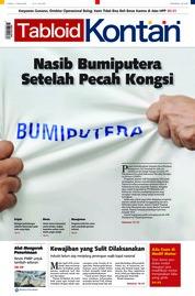 Cover Majalah Kontan ED 19 Februari 2018