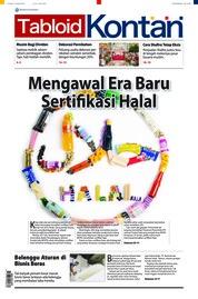 Cover Majalah Kontan ED 24 Maret 2018