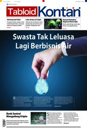 Cover Majalah Kontan ED 29 April 2018