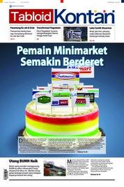 Cover Majalah Kontan ED 30 April 2018