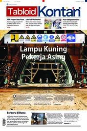 Kontan Magazine Cover