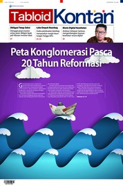 Cover Majalah Kontan ED 34 Mei 2018