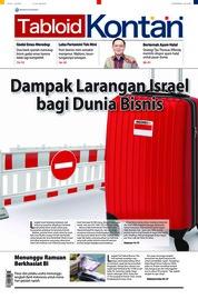 Cover Majalah Kontan ED 38 Juni 2018