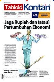 Cover Majalah Kontan ED 39 Juli 2018