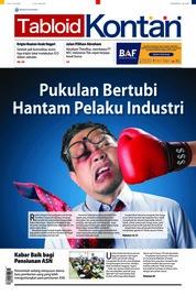 Cover Majalah Kontan ED 40 Juli 2018