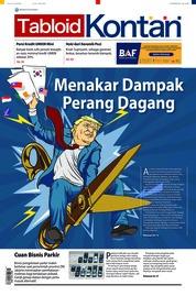 Cover Majalah Kontan ED 41 Juli 2018
