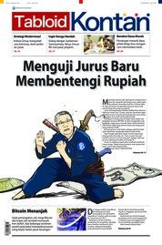 Cover Majalah Kontan ED 43 Juli 2018