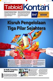 Cover Majalah Kontan ED 44 Agustus 2018