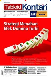 Cover Majalah Kontan ED 46 Agustus 2018